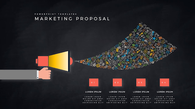 Marketing Proposal using Megaphone for PowerPoint Templates Slide 10