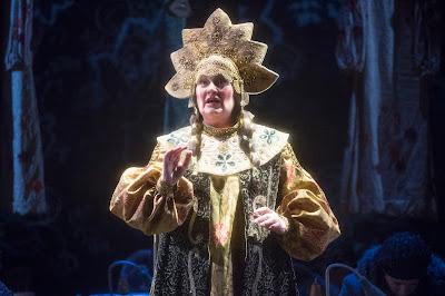Rimsky Korsakov - The Snow Maiden - Opera North - Yvonne Howard - photo Richard Hubert Smith