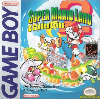 nintendo super mario land 2 game boy
