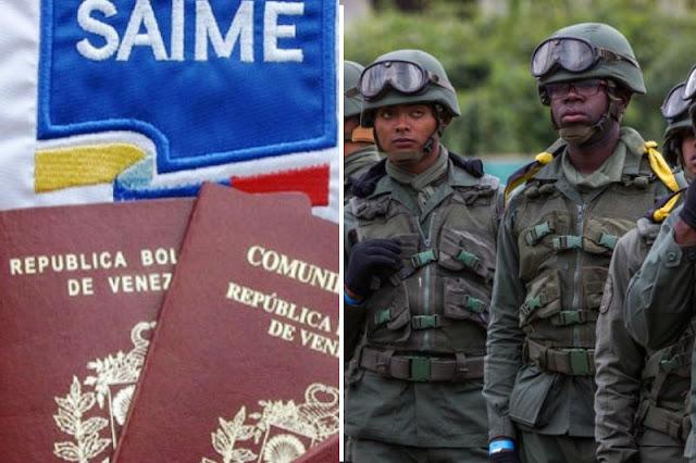 Militares activos o inactivos no podrán salir de Venezuela sin el permiso firmado de Maduro