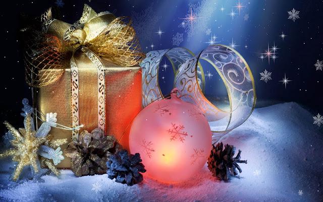 Christmas Magic HD Wallpapers Free Download
