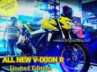 Yamaha Hadirkan All New Vixion R Limited Edition Warna Kuning Di Semarang