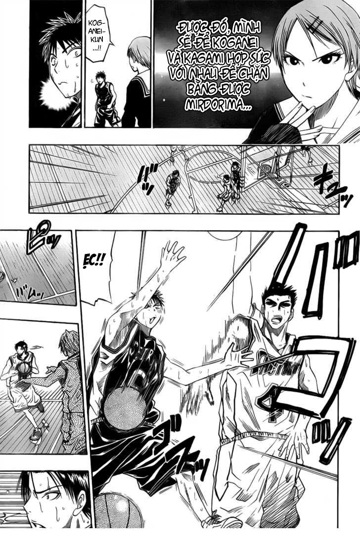 Kuroko No Basket chap 031 trang 14