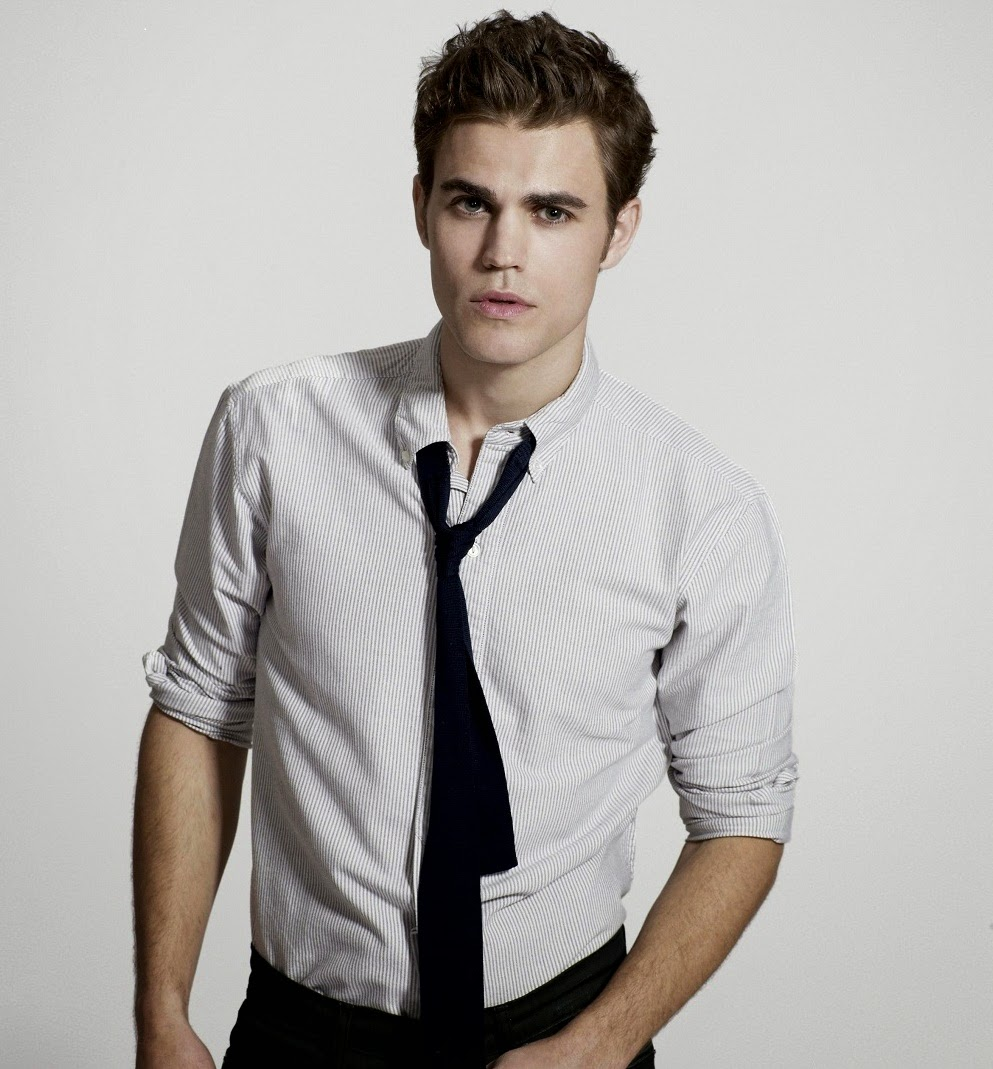 Stefan Salvatore from the vampire diaries
