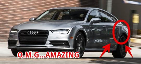 2017 Audi A7 3.0T Quattro Competition Prestige,Price and Review -