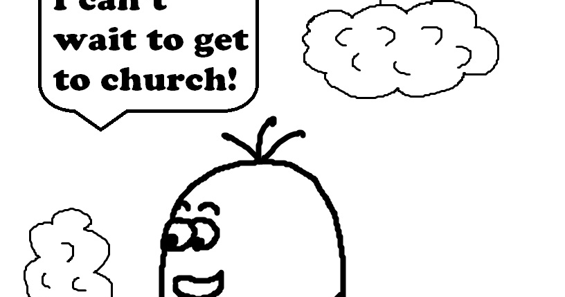 Church House Collection Blog: Candy Corn Carrying Bible
