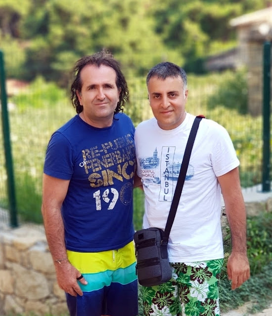 Dr.Serkan Zengin - Dr.Murat Enöz - Yeşilyurt Köyü - Kaz Dağları