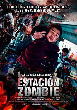 Estación Zombie (2016) [BDrip Latino] [Terror]