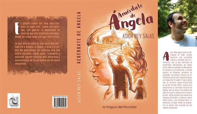 Portada de la novela de Asier Rey Salas