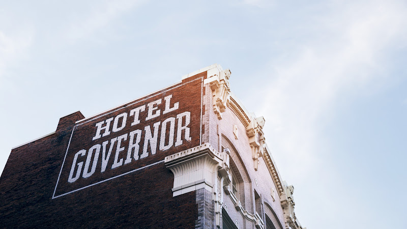 Architecture of Hotel Governor