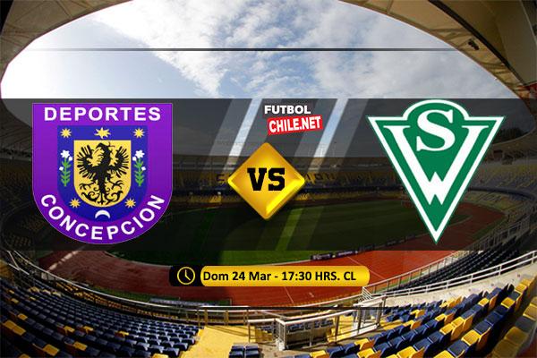 PREVIA: Deportes Concepción vs Santiago Wanderers