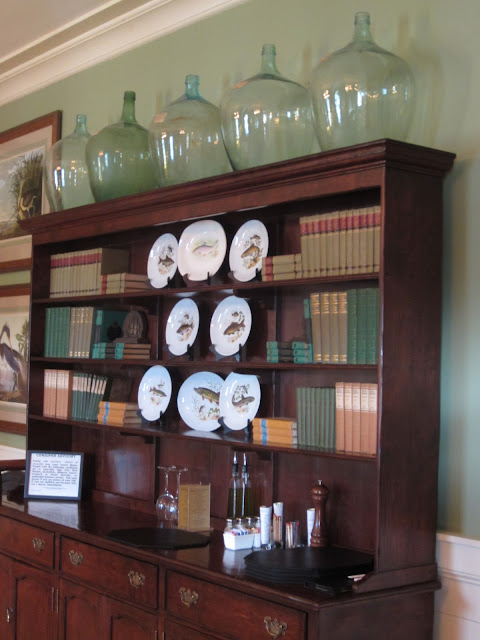 Coastal bookcase - trip to Southport, NC