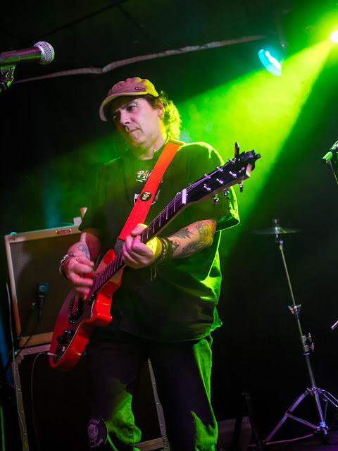 "Homenaje a Javier Casañal ""Casas"" - Zambombo Fest - Club Electrico"