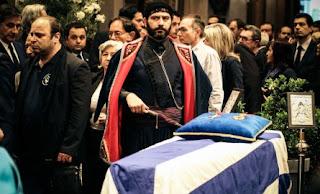 Ανατριχιαστική αποκάλυψη για Κ. Μητσοτάκη!  Η βεντέτα μισού αιώνα που έληξε στην κηδεία…