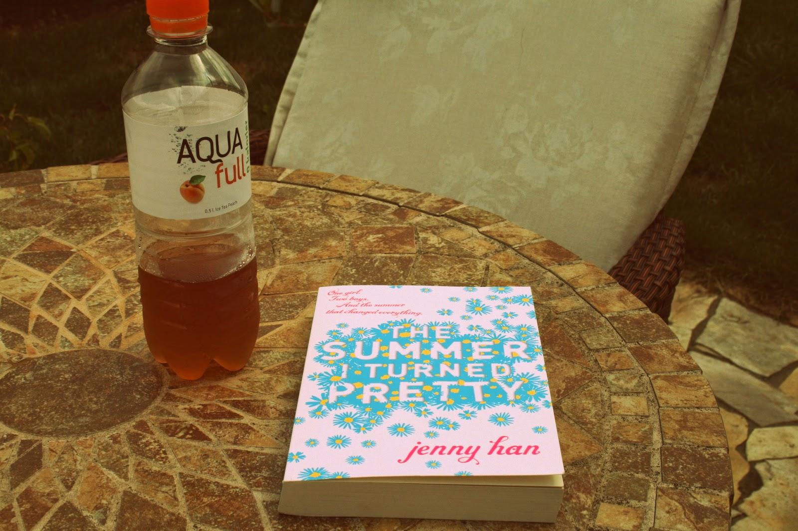 The summer I turned pretty af Jenny Han