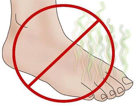 تخلصي من رائحة القدمين نهائيا بطرق سهلة وبسيطة .