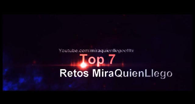TOP 7 - LOS RETOS MAS PERTURBADORES HECHOS POR MI!
