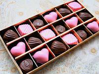 Cara Mudah Membuat Coklat Valentine Paling Romantis