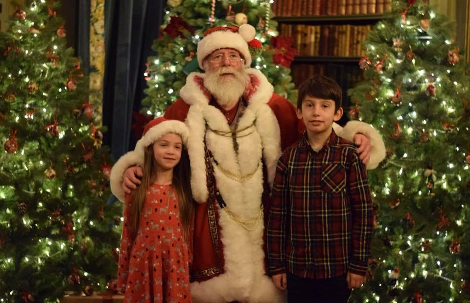 10 of the Best UK Christmas Breaks for Families 2018  - Santa Sleepover at Warwick Castle