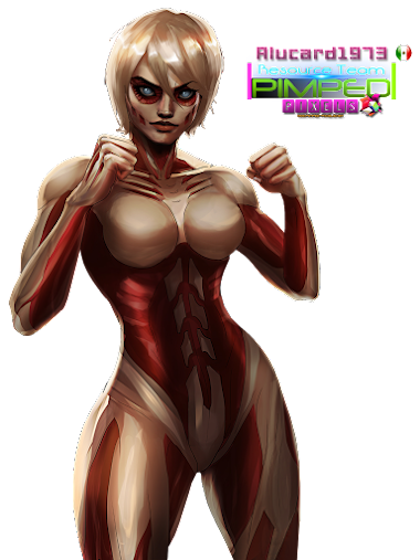 PNG Annie Leonhart  - Titan Forma