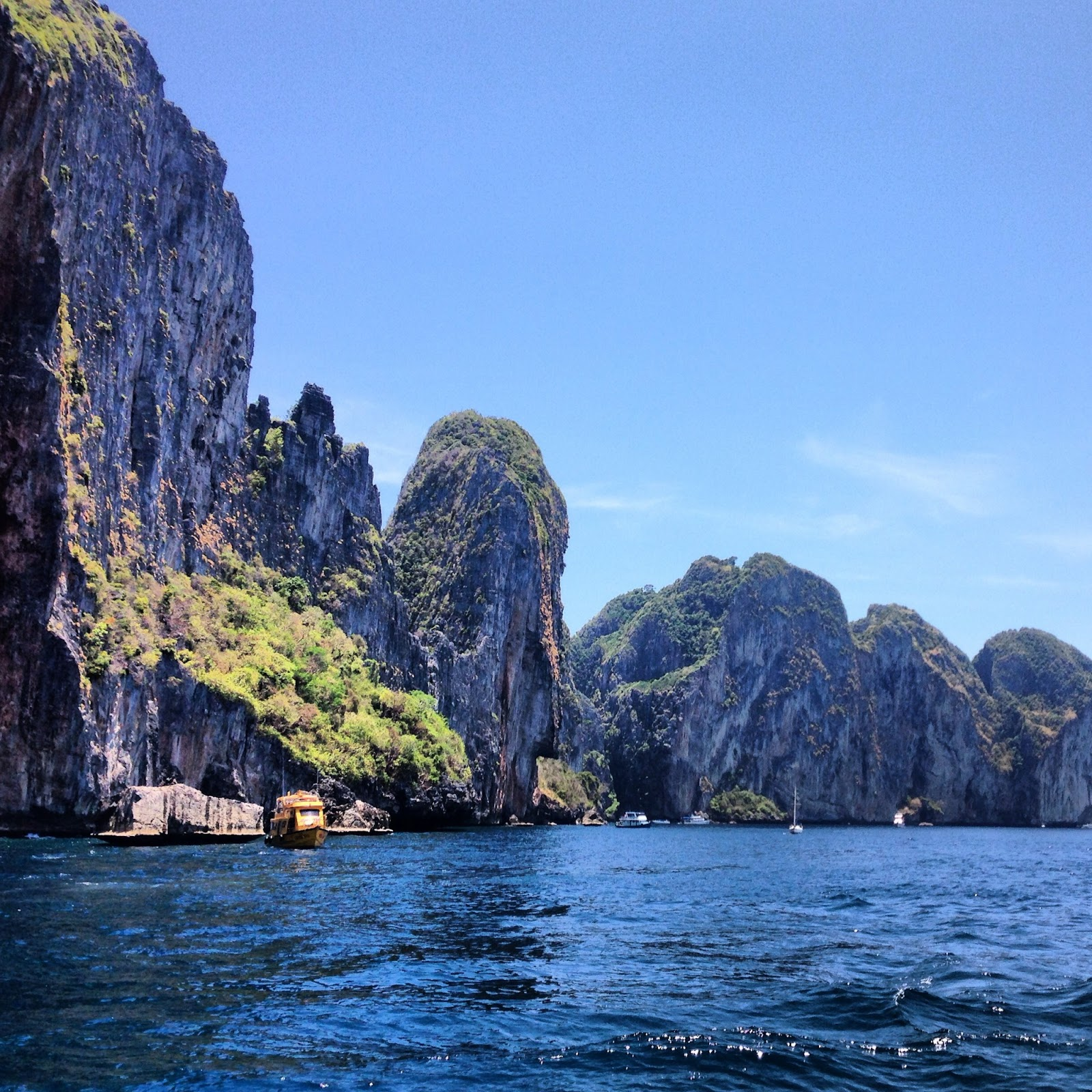 Koh Phi Phi Leh: COSTA OESTE DEL PACÍFICO: Tailandia