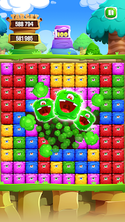 Pop Monster Dash v1.4 APK Terbaru