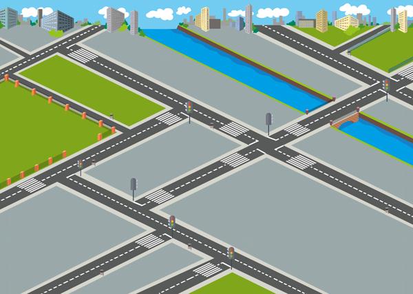 urbaniak-ilustracja-miasto-zaprojektuj-miasto-create-your-own-city-illustration-naklejki-plakat-dla-dzieci-k