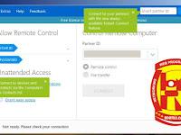 Mengendalikan HP Android Dari Jarak Jauh  Menggunakan Komputer