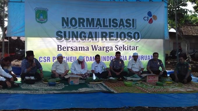 Batituud Hadiri Sosialisasi Normalisasi Sungai Rejoso