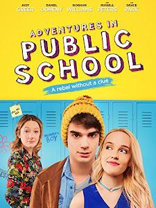 Adventures in Public School Poster