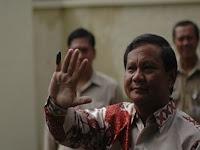 Turut Hadir Saat Pidato Raja Salman di DPR, Ini Harapan Prabowo