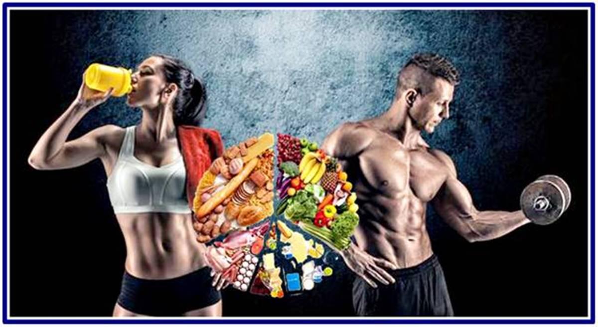 Ejemplo de dieta balanceada para incrementar el tamaño de los músculos en hombres y mujeres