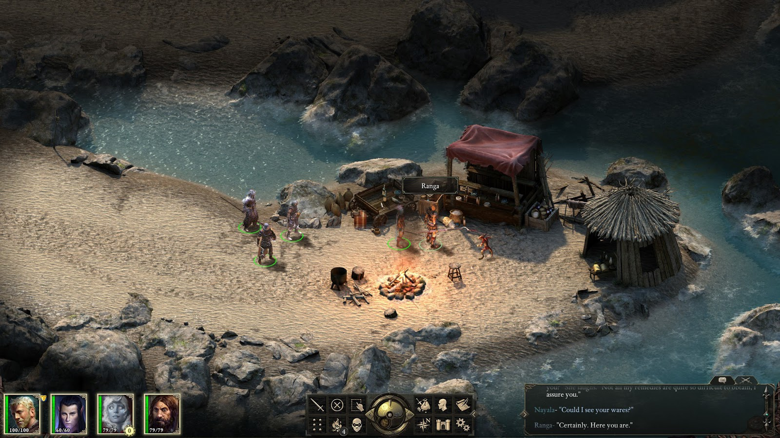 The Nocturnal Rambler Pillars of Eternity Review