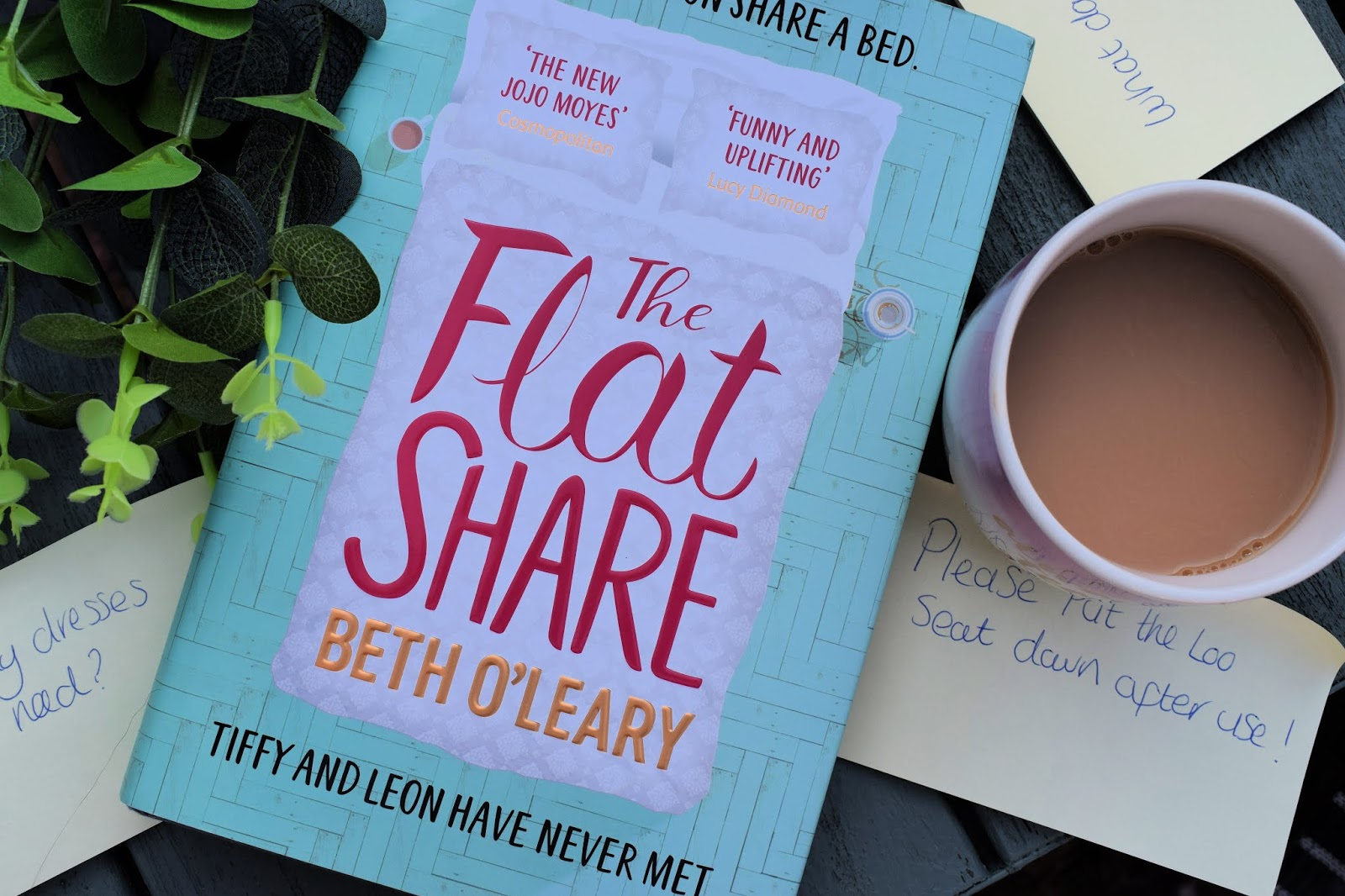 Book review - The Flatshare - Beth O'leary