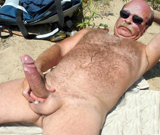 Naked Mature Hairy Men