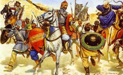 Arab conquest of Sind