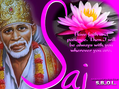 Another Experience of Sai Baba as Twin Rainbow