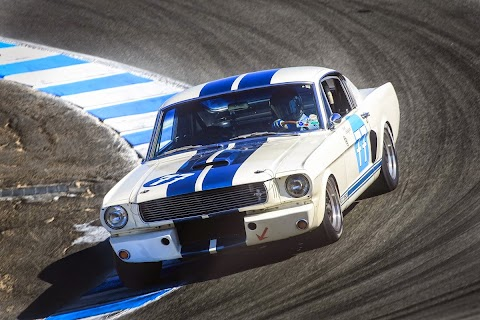 Rolex Reunion to Celebrate 50 years of Shelby GT350
