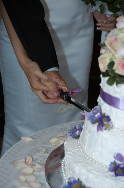 cutting of wedding cake symbolism meaning of cake cutting at weddings 13293