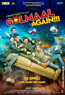 Golmaal Again First Look Poster 6