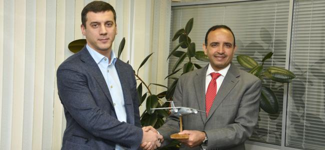 «Антонов» і «Taqnia Aeronautics» підписали меморандум