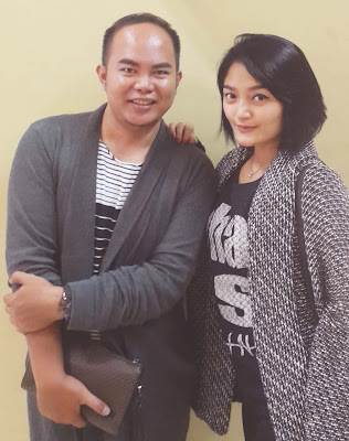 Artis Dangdut Siti Badrah Acara HUT Kabupaten