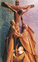 Resultado de imagen para En aquel tiempo, junto a la cruz de Jesús estaban su madre, la hermana de su madre