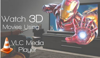 WATCH 3D MOVIES ON PC USING VLC MEDIA PLAYER