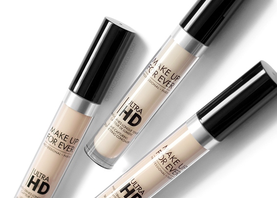 Make Up For Ever Ultra HD Light Capturing Self-Setting Concealers