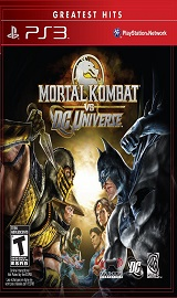 Mortal Kombat VS DC Universe - Mortal Kombat Vs DC Universe [PS3] [PSJ]