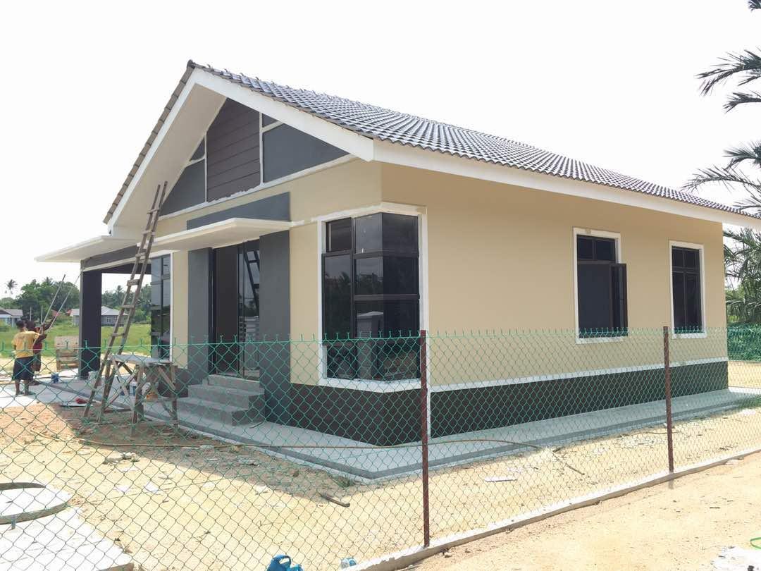 Rumah Banglo Siap Dibina Beserta Cf Sedia Untuk Diduduki