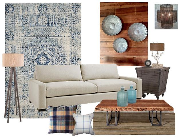 Ella Elaine: My Dream Living Room
