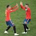 Goles - España 2-2 Marruecos