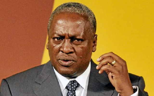 Mahama responds to NPP's 'Real State of the nation' address